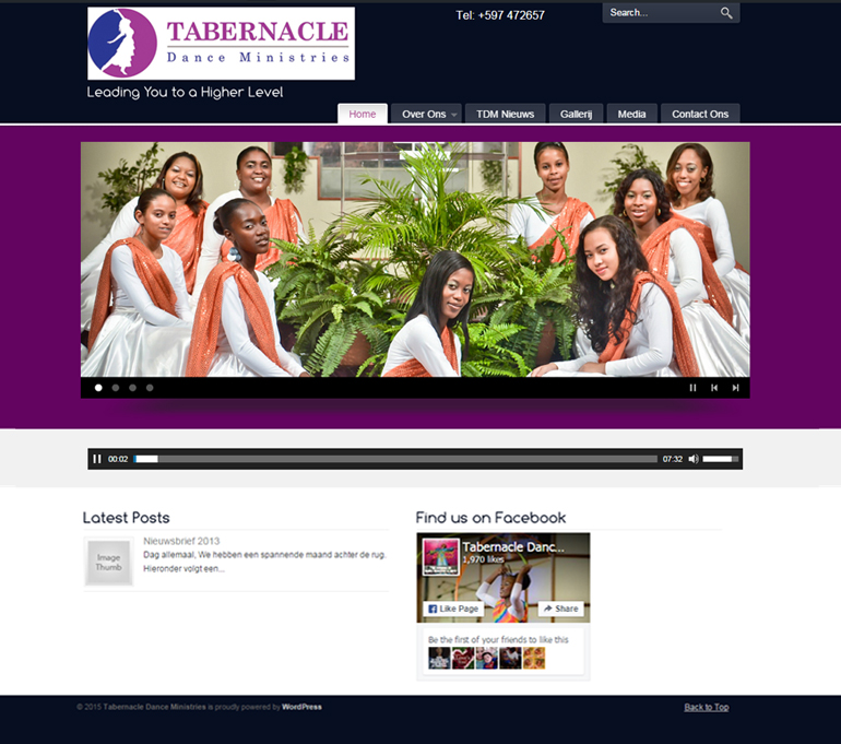 Tabernacle Dance Ministries