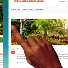 redesign Suriname Landscaping